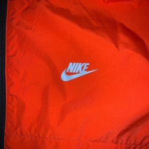 Nike Jackets & Coats - RED NIKE ARIMAX ZIPUP JACKET